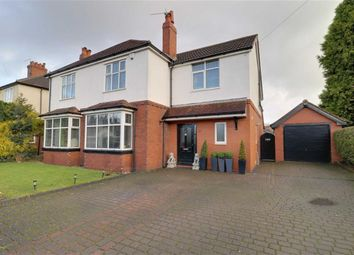 Thumbnail 4 bed detached house for sale in Hassall Road, Alsager, Stoke-On-Trent