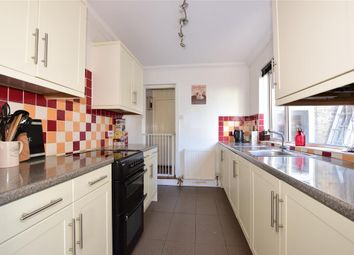 Thumbnail 2 bed terraced house for sale in Cecil Road, Rochester, Kent