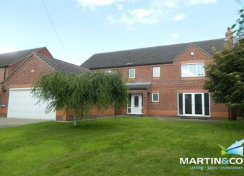 Thumbnail 4 bed detached house to rent in Garden Court, Long Leys Road, Lincoln