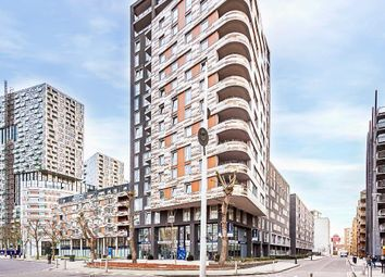 Thumbnail 3 bed flat for sale in Indescon Square, Isle Of Dogs, London