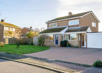Thumbnail 4 bed detached house for sale in Springfield Close, Buckden, St. Neots