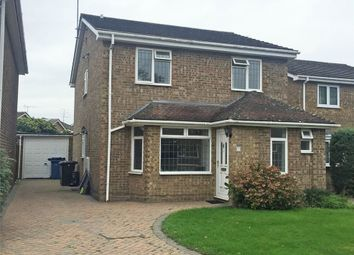 Thumbnail 4 bed detached house for sale in Aspin Way, Blackwater, Camberley, Hampshire
