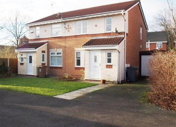 Thumbnail 3 bed semi-detached house to rent in Stratton Close, Wallasey