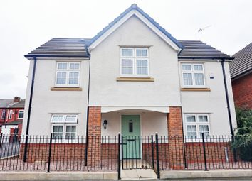 Thumbnail 4 bed detached house for sale in Hinde Street, Manchester