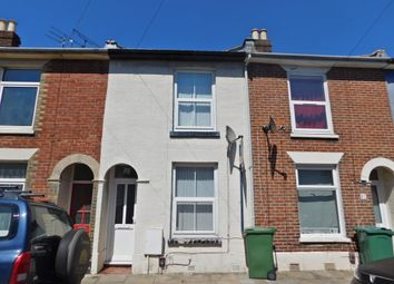 Thumbnail 2 bedroom terraced house to rent in Cuthbert Road, Portsmouth