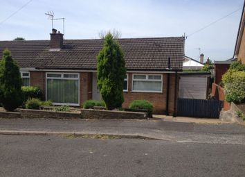 Thumbnail 2 bed bungalow to rent in High Tor, Sutton-In-Ashfield