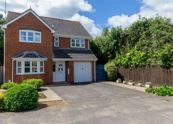 Thumbnail 4 bed detached house for sale in Riddiford Crescent, Brampton, Huntingdon