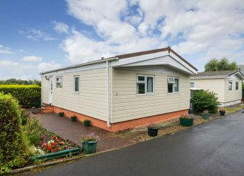 Thumbnail 2 bed mobile/park home for sale in Nivensknowe Park, Loanhead