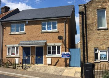 Thumbnail 2 bedroom semi-detached house for sale in Pier Walk, Gorleston, Great Yarmouth