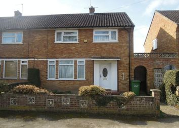 Thumbnail 3 bed semi-detached house for sale in Reddington Drive, Langley, Slough