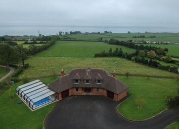 Thumbnail 4 bed detached house for sale in Raw Brae Road, Whitehead, Carrickfergus