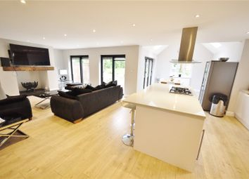 Thumbnail 4 bedroom detached house for sale in The Street, High Ongar, Ongar, Essex