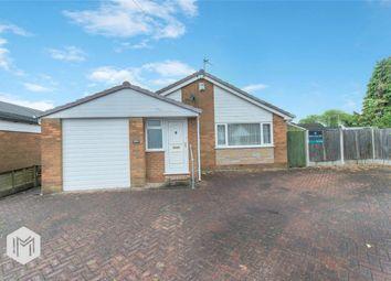 Thumbnail 3 bed detached bungalow for sale in Fulwood Close, Seddons Farm, Bury, Lancashire