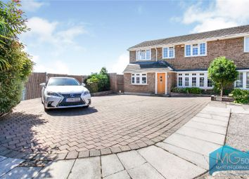Newlands Place, Barnet, Hertforshire EN5. 4 bed semi-detached house