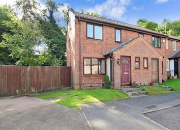 Thumbnail 3 bed end terrace house for sale in Urquhart Close, Walderslade, Chatham, Kent