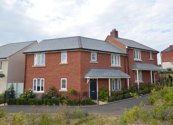 Thumbnail 3 bed semi-detached house for sale in Carnac Drive, Dawlish