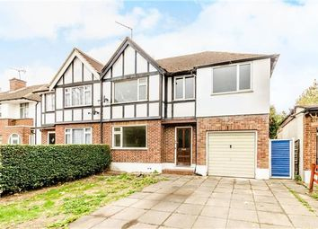 4 bed semi-detached house for sale in The Mall, Kenton, Harrow, Middlesex HA3