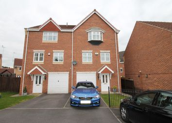 Thumbnail 4 bed semi-detached house to rent in Topaz Grove, Mansfield