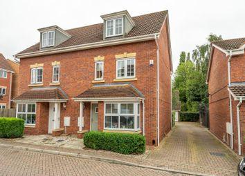 4 bed semi-detached house for sale in Duchess Mews, Boroughbridge Road, York YO26