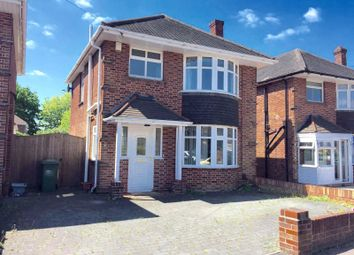 Thumbnail 3 bed detached house to rent in St. James Road, Shirley, Southampton