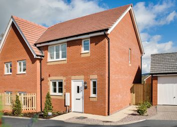 "Thumbnail 3 bed semi-detached house for sale in ""The Southwold"" at Pixie Walk, Ottery St. Mary"