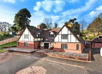 Thumbnail 5 bed detached house for sale in Barley Lane, Exeter
