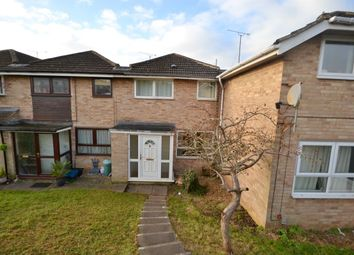 Thumbnail 3 bed terraced house to rent in Grasscroft, Northampton
