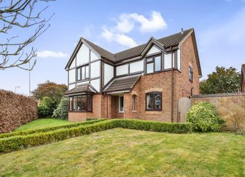 Thumbnail 5 bedroom detached house for sale in Gordon Godfrey Way, Horsford, Norwich