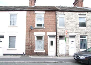 Thumbnail 2 bed terraced house for sale in All Saints Road, Burton-On-Trent