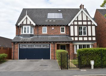 Thumbnail 6 bed detached house for sale in Chorley Lane, Charnock Richard, Chorley