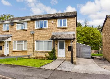 3 bed semi-detached house for sale in Hunters Ridge, Brackla, Bridgend. CF31
