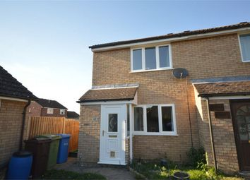 Thumbnail 2 bed end terrace house for sale in Amderley Drive, Eaton, Norwich, Norfolk