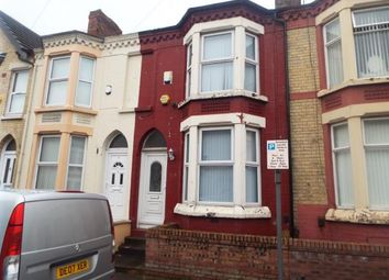 Thumbnail 2 bedroom terraced house for sale in Newcombe Street, Liverpool, Merseyside, England
