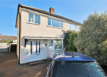 Thumbnail 3 bed property to rent in The Glade, Staines, Middlesex