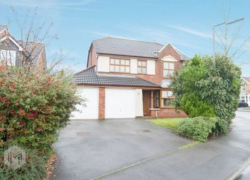 Thumbnail 4 bedroom detached house for sale in Salterton Drive, Bolton