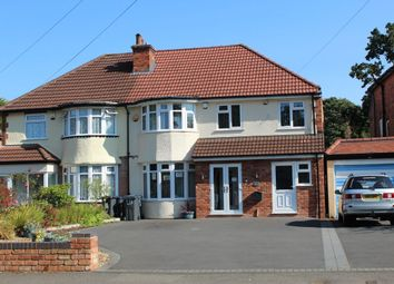 Thumbnail 4 bed semi-detached house for sale in Stoney Lane, Yardley, Birmingham