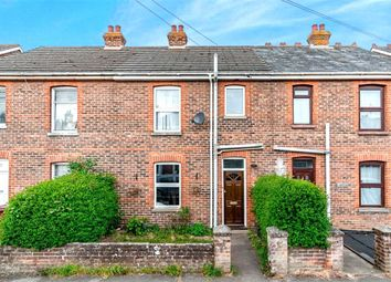 Thumbnail 2 bed terraced house for sale in Second Avenue, Southbourne, Emsworth