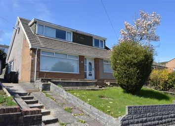 Thumbnail 3 bed detached bungalow for sale in Fir Tree Drive, Treharris