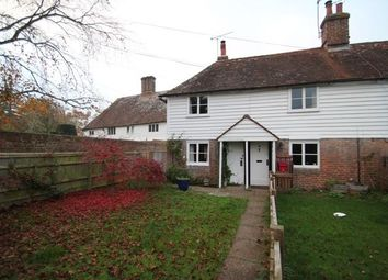 Thumbnail 3 bed semi-detached house to rent in Bodiam Road, Sandhurst, Kent