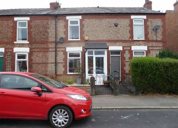 Thumbnail 3 bed terraced house for sale in Allanson Road, Northenden, Manchester