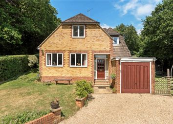 Thumbnail 4 bed detached house for sale in Boundary Road, Rowledge, Farnham, Surrey