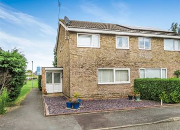 Thumbnail 4 bed semi-detached house for sale in Whitecross, St. Ives, Huntingdon