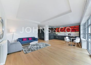 2 bed flat for sale in Bridgewater House, London City Island, London E14