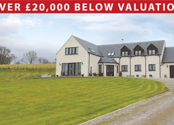 Thumbnail 5 bed detached house for sale in Grangers Lodge, The Paddock, Kincardine, Ardgay