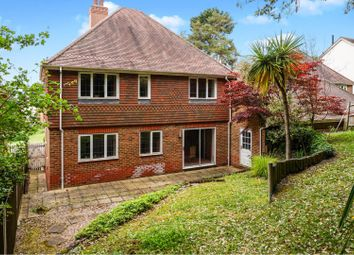 4 bed detached house for sale in Burrow Hill Place, Bishopstoke Eastleigh SO50