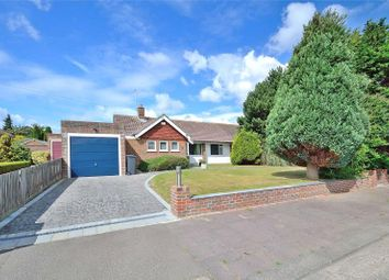 Thumbnail 4 bed detached bungalow for sale in Walpole Avenue, Goring By Sea, West Sussex