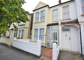 Thumbnail 3 bed terraced house for sale in Park Road, Colliers Wood, London