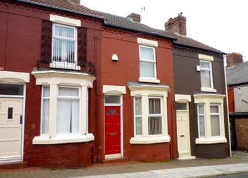 Thumbnail 2 bed terraced house for sale in Charlecote Street, Liverpool