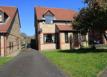 Thumbnail 2 bed semi-detached house for sale in St. Bedes Way, Langley Moor, Durham