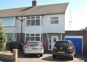 Thumbnail 3 bed semi-detached house to rent in Killingworth Drive, West Moor, Newcastle Upon Tyne